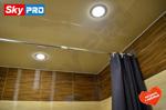 Натяжные потолки в ванной отзывы